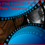 How To Find Investors For Film