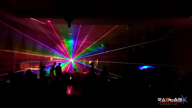 How To Photograph A Laser Beam