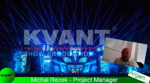 Kvant Show Production - With ArgonTV