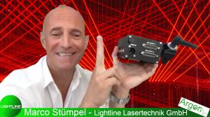 Laserlink Marco Stumpel For ArgonTV