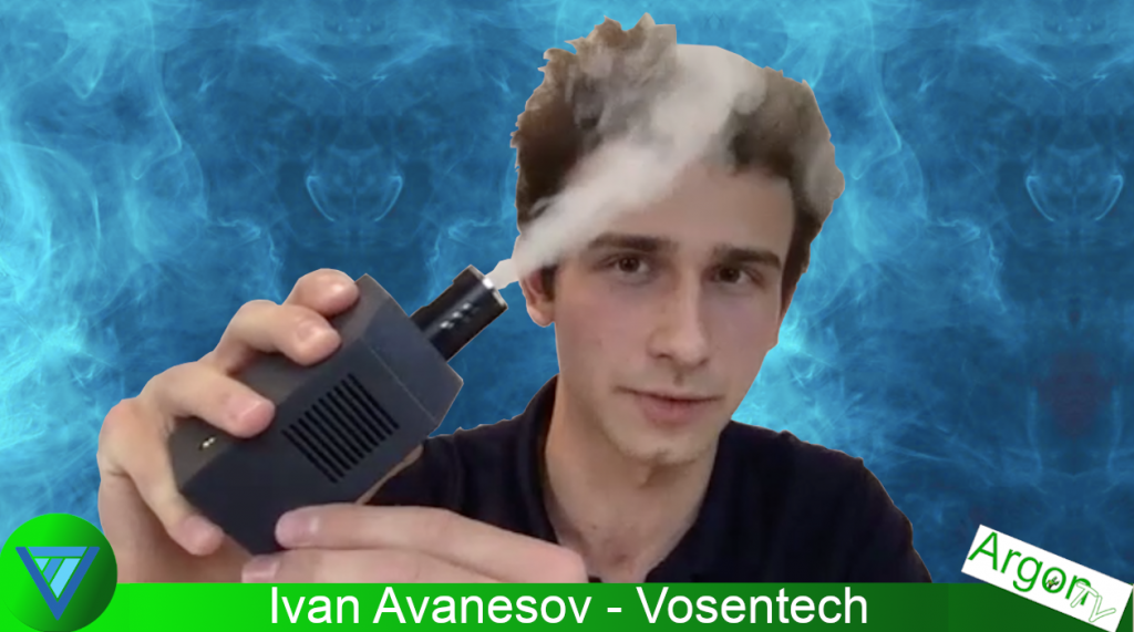 Microfogger 2 Ivan Avanesov With Argon-TV