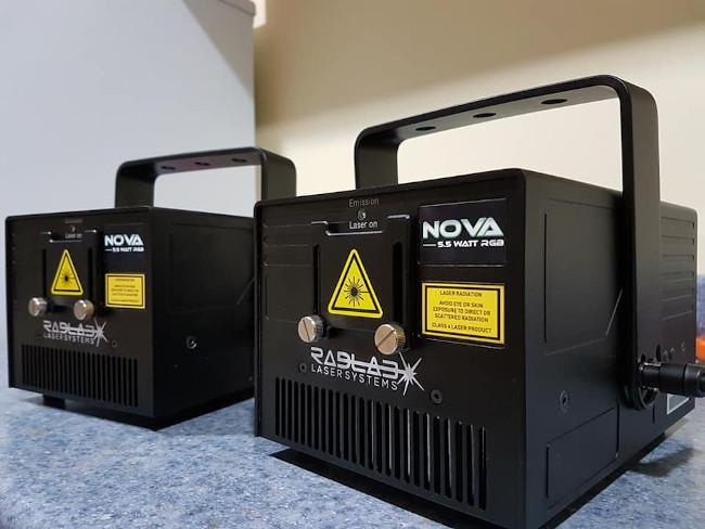 Nova Laser Systems From RadLab Laser Systems