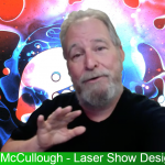Planetarium Laser Light With Doug McCullough For ArgonTV