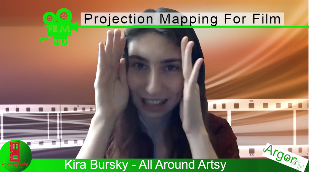 Projection Mapping For Film Kira Bursky