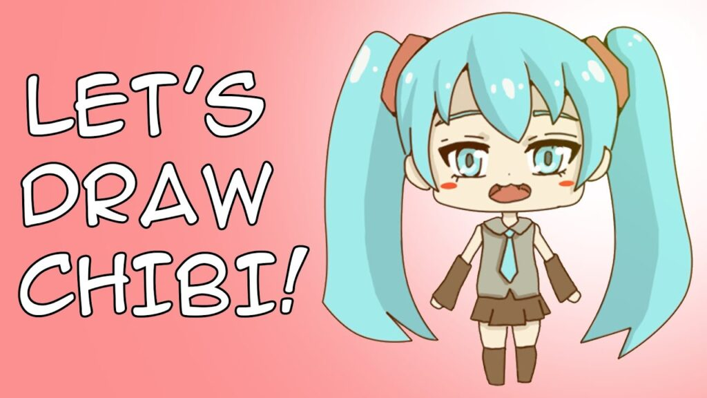 HOW I DRAW CHIBI for Beginners (Speed Drawing)