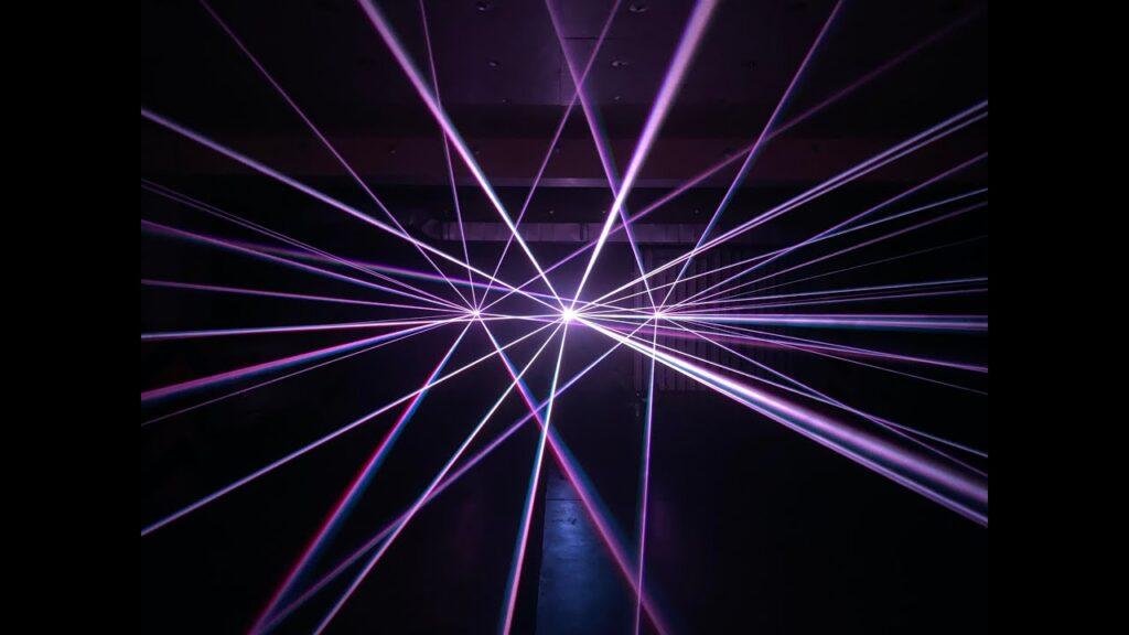 Krewella Come and Get It Razihel remix Lasershow video