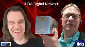 ILDA Digital Network With ArgonTV