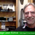 Vintage Laser Archive With ArgonTV